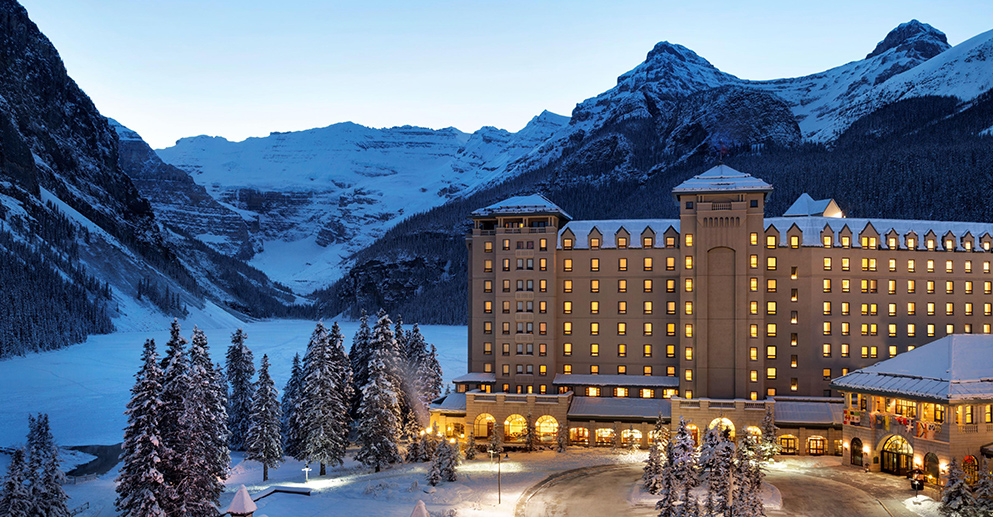 meetings and conferences at the fairmont chateau lake louise