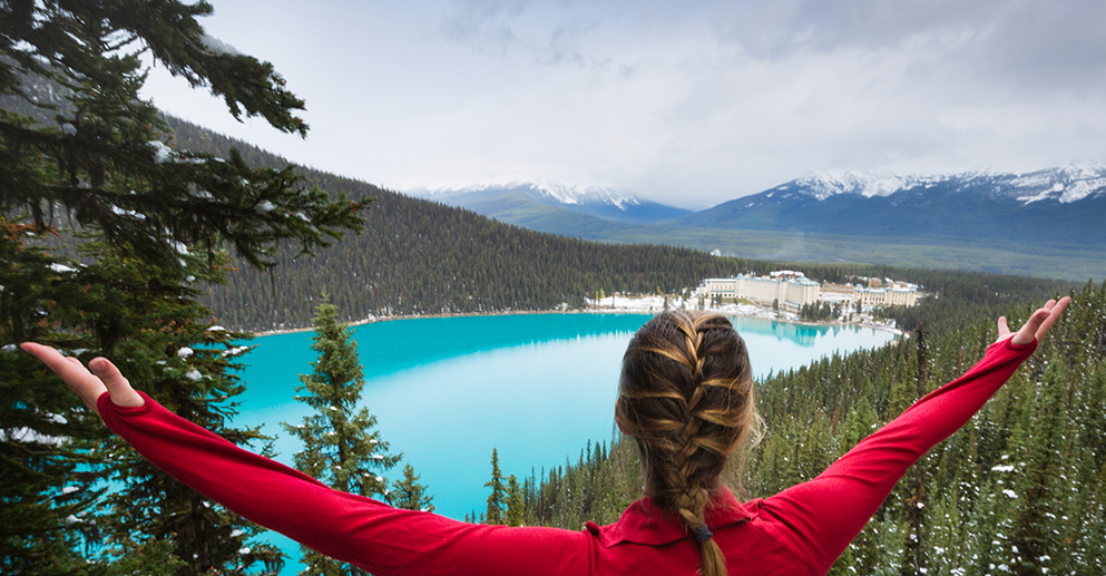 New Series of Imaginative Retreats Launch this Summer at Fairmont Chateau Lake Louise