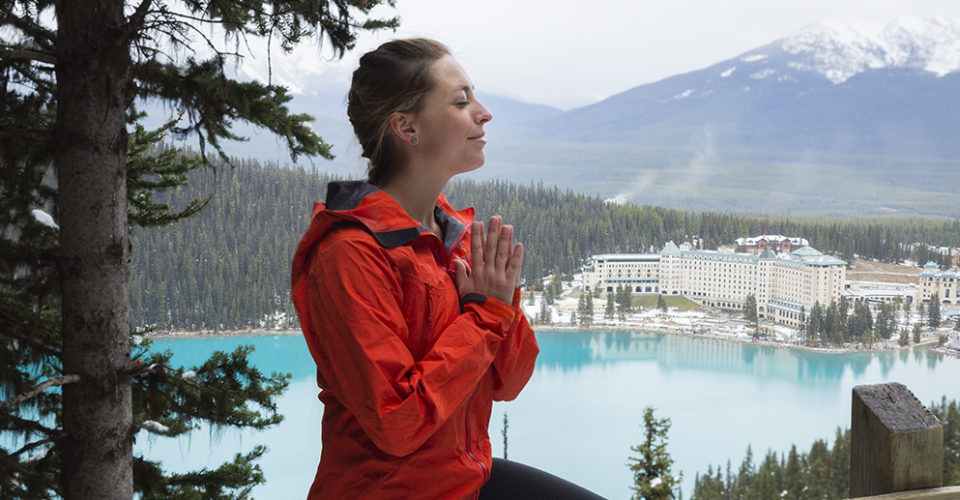 FAIRMONT CHATEAU LAKE LOUISE LAUNCHES SUMMER WELLNESS WORKSHOPS & FALL RETREATS