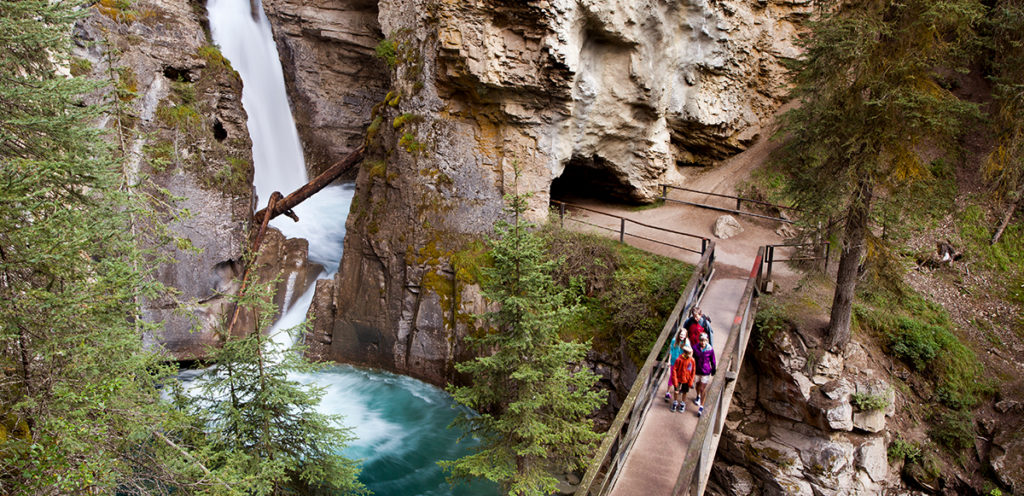 Explore Lake Louise in Banff National Park