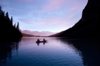A perfect 5-day couple's getaway in Lake Louise