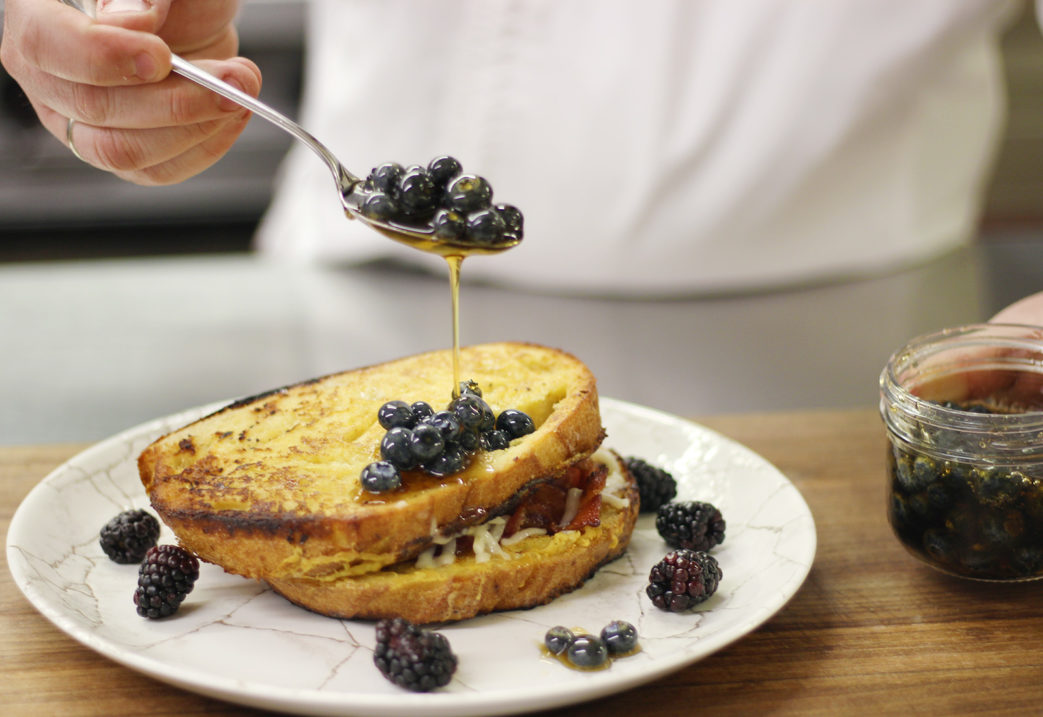 Perfect Mother's Day French Toast