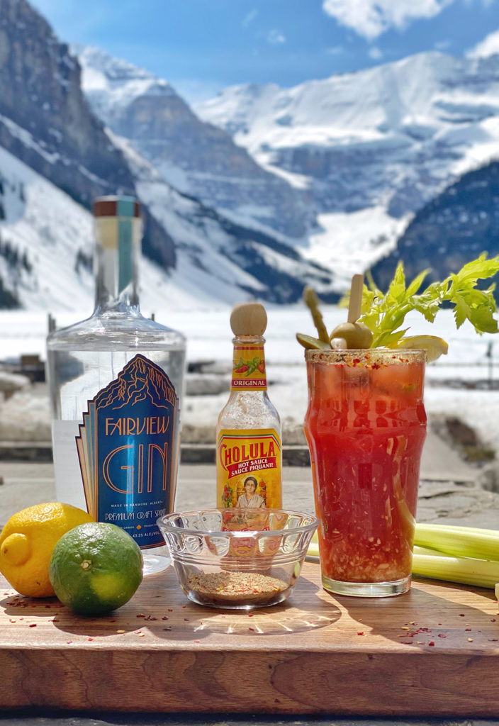 How to make a Caesar cocktail