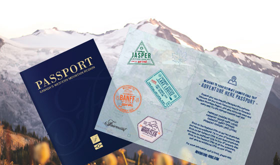 passport offer in lake louise