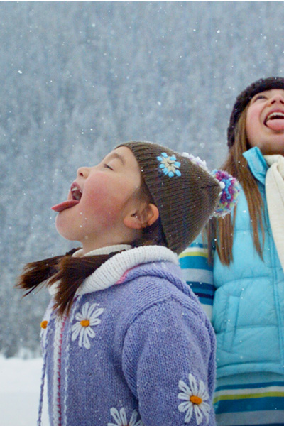 Childrens activities in Lake Louise