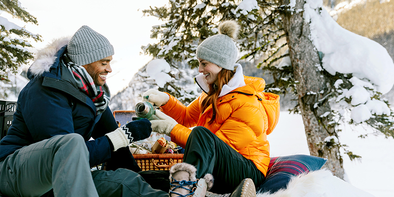 Romantic Getaway to Lake Louise