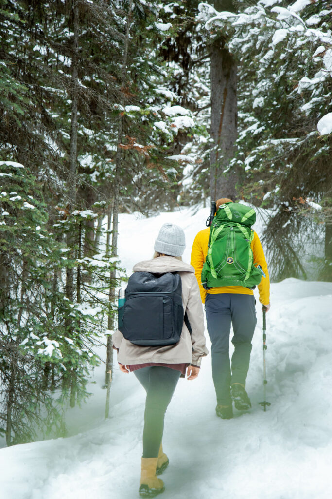 grab and go options in lake louise
