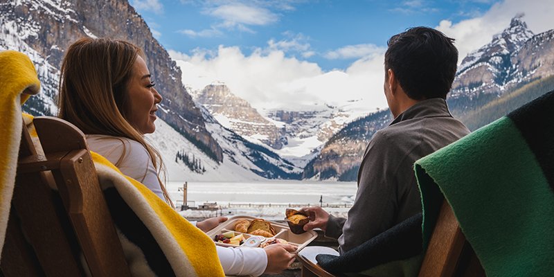 Spring Activities in Lake Louise