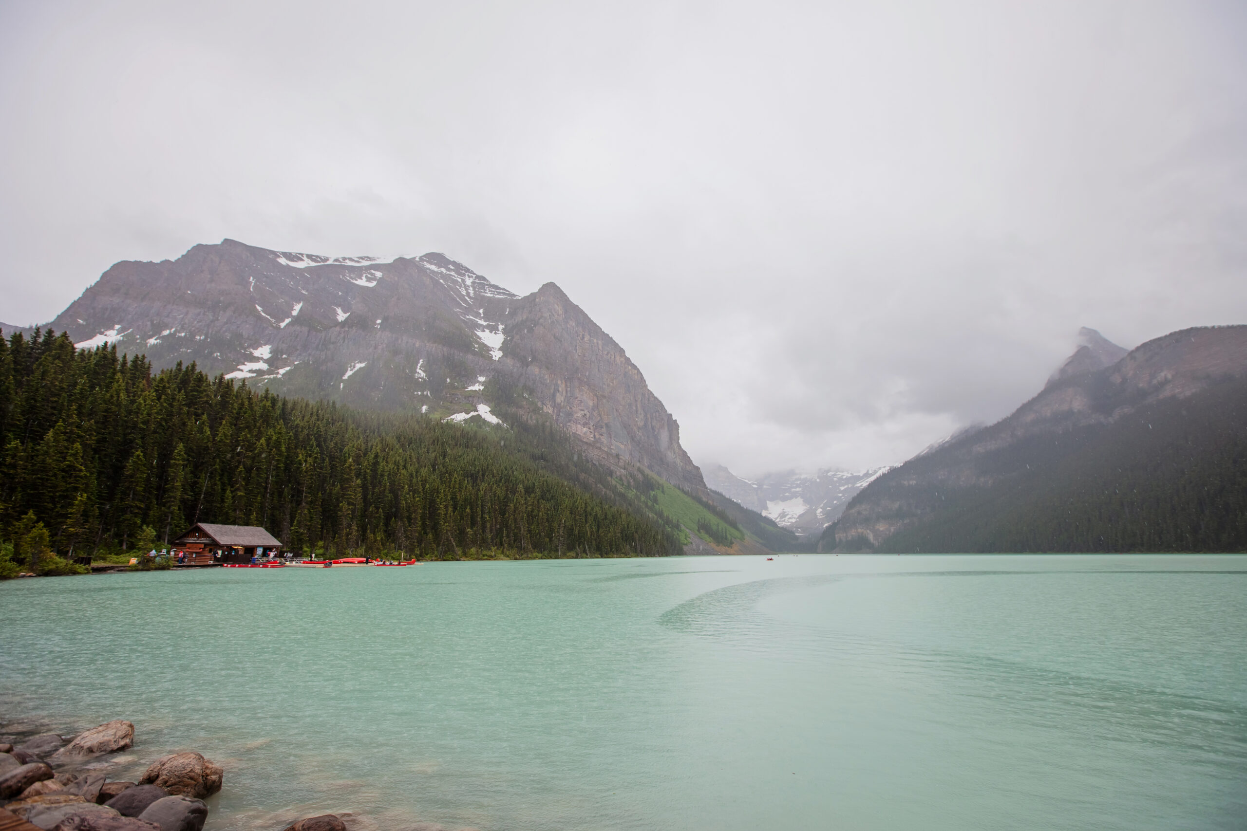 Top 5 Rainy Day Activities in Lake Louise